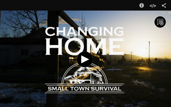 Changing Home PBS Documentary